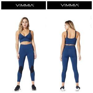VIMMIA 7/8 Split Knee Leggings NWOT
